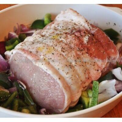 Porc - Rôti Echine - kg (environ)
