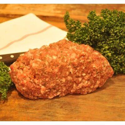 Porc - Farce fine - Chair à farcir - 1 kg (environ)