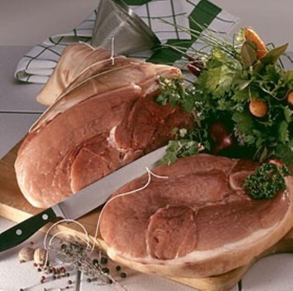 Porc - Rouelle - 1,5 kg (environ)