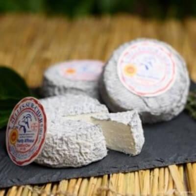 Selle sur Cher AOC au lait cru - pièce 150 gr (environ)