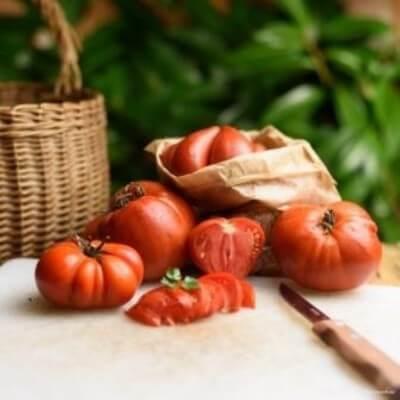 Tomate - Cœur de bœuf - 1 kg (environ)