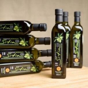 Huile d'olive Sitia 0,3 - 0,5 L
