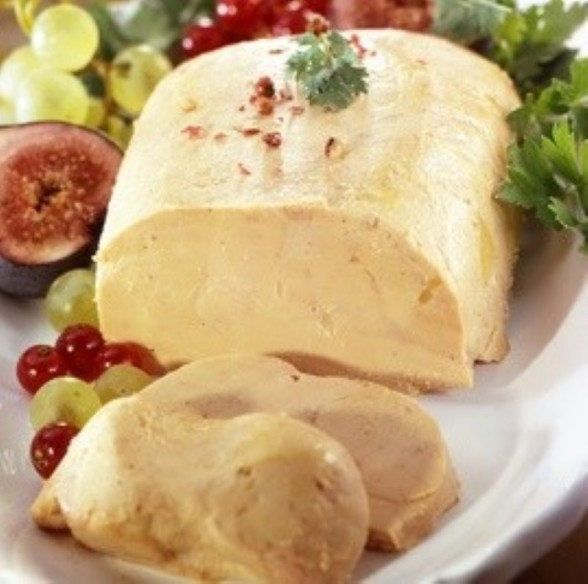 Foie gras de canard cru - 600 g