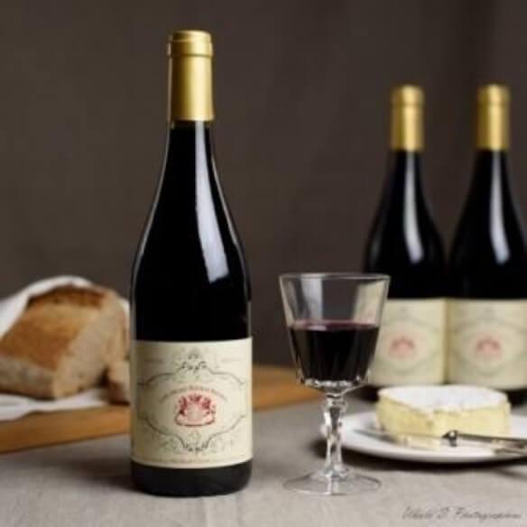 Vin de France rouge cuvée spéciale Manoir de Beaumont - x3 75 cl