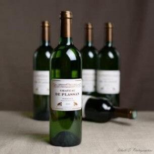 Bordeaux blanc - Château de Plassan - 75 cl