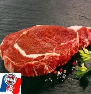 Bœuf Charolais - Entrecôte - 1 kg (environ)