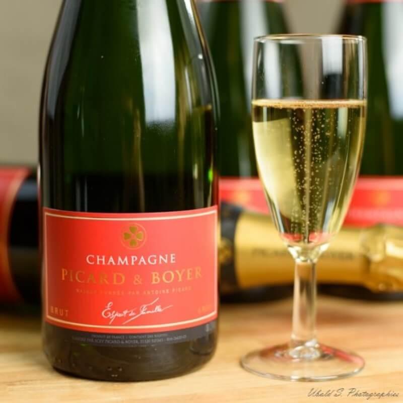 Champagne - Cuvée Esprit de famille