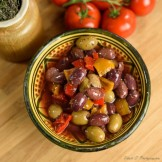 Olives Méli Mélo extra - 500 gr (environ)
