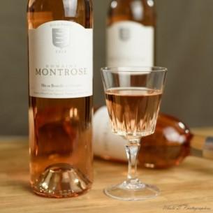 Vin rosé - Domaine Montrose 2015 par 3 bouteilles