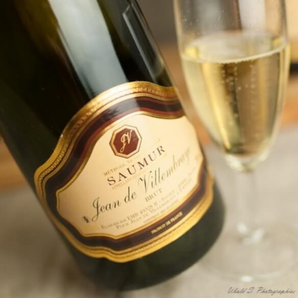 Vin Saumur brut Jean de Villembraye - 75 cl