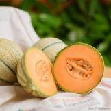 Melon - 3 pièces (environ 3 kg)