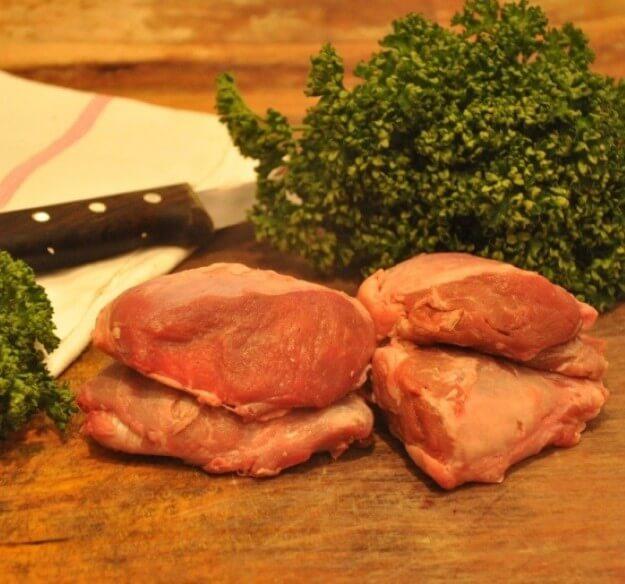 Porc - Joue - 1,5 kg (environ)