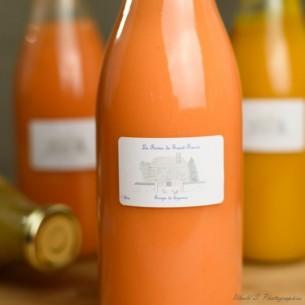 Potage - Soupe carottes et pommes de terre 100 % naturel - 1 litre