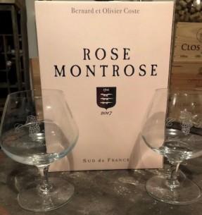 Vin rosé - Domaine Montrose 2015 par 1 bouteille