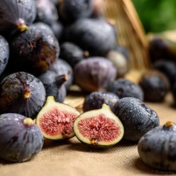 Figues fraîches - 1kg (environ)
