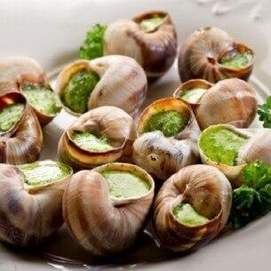 Escargots de Bourgogne - la douzaine