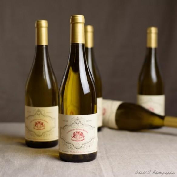 Vin de France blanc Cuvée Spéciale Manoir de Beaumont - x3 75 cl