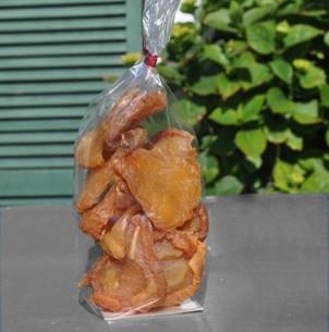 Poires séchées - 250 gr