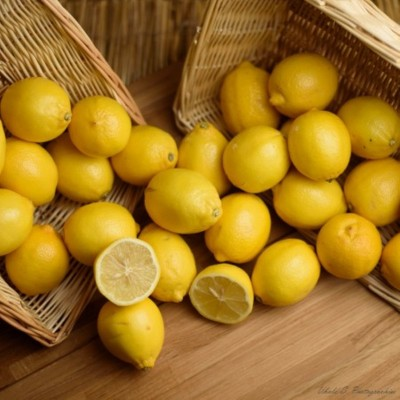 Citron - pièce