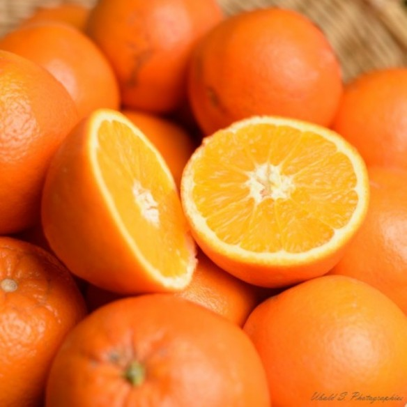 Oranges de table - 500 gr (environ)