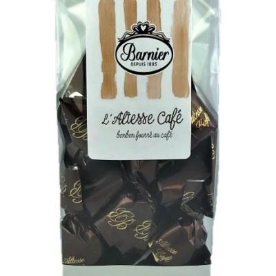 Bonbon fourré caramel aromatisé café - Sachet de 100 gr