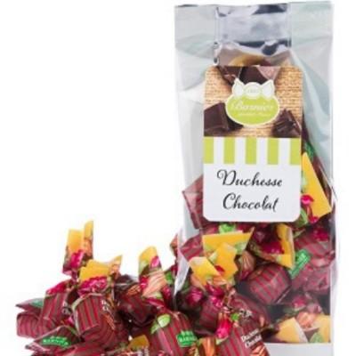 Bonbon Duchesse Chocolat - Sachet de 100 gr