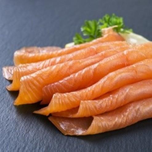 Saumon fumé de Norvège - 1,2 à 1,6 kg (environ)