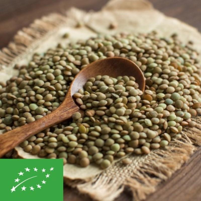 Lentilles Bio - 500 gr