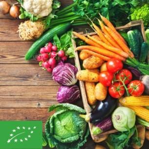 BIO - Lot 5 kg de Légumes (environ)