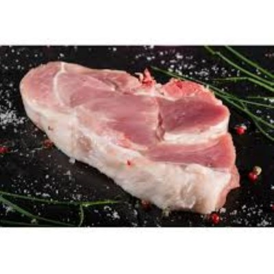 Porc - Côte filet - 1 kg (environ)