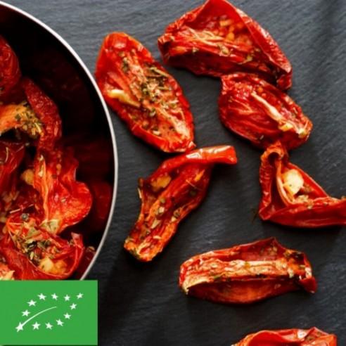 Tomates bio séchées - 150 gr