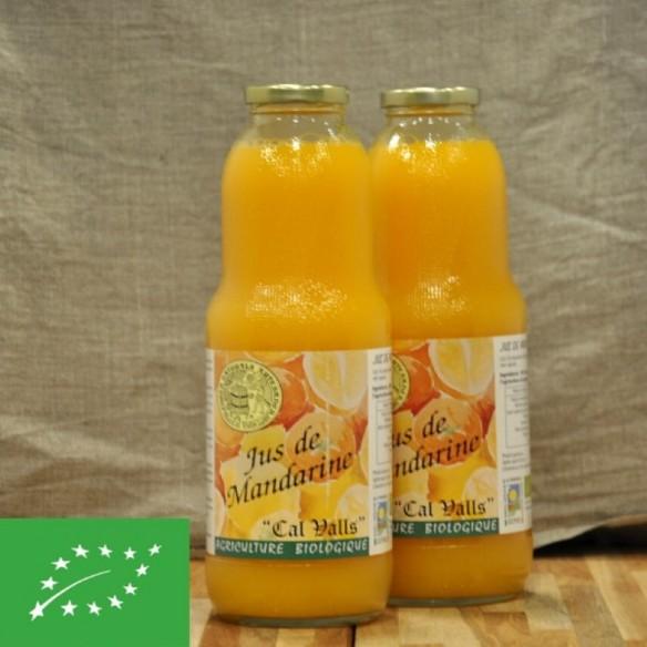 Jus de mandarines BIO - 1L