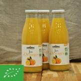 Jus d'oranges bio - 1L