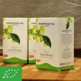 Thé vert bio au citron vert - 20 sachets