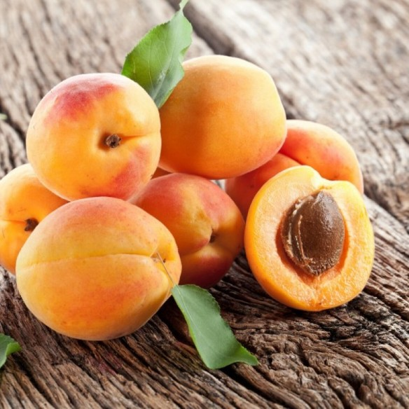 Abricots - Cat 2A - 500 gr (environ)