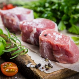 Porc - Filet mignon mariné - 1,25 kg (environ)