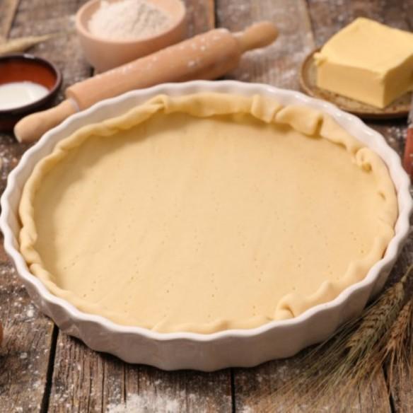 Pâte feuilletée au beurre frais - 280 gr (environ)