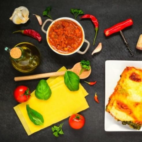 Pâte à Lasagne Fraîche (+/- 21 plaques)