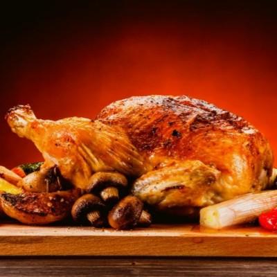 Poularde fermière - environ 2,4 à 2,8 kg