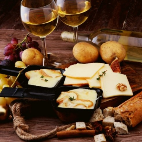 Raclette de Savoie Lait Cru