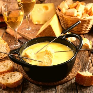Lot Fromages Fondue - 4 personnes