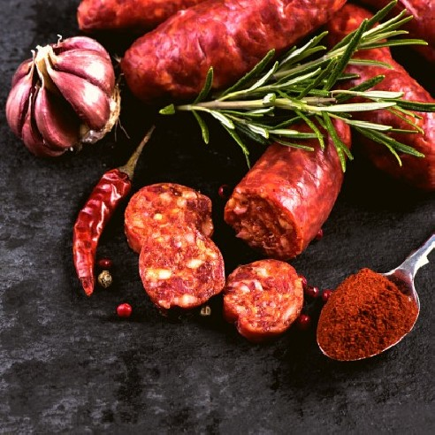 Chorizo Ibérique (400-500g)